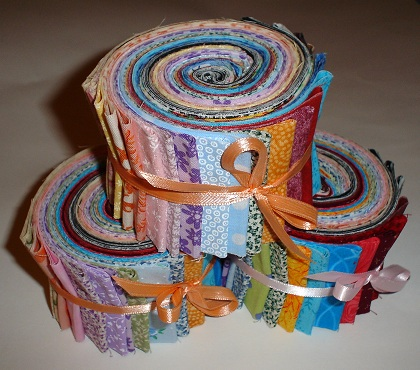 Post image for Win a Free Multi-Color Assorted Jelly Roll!