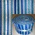 "Ocean Shades - Color Harmony 2.5"" Roll - 20 Fabrics, 20 Total Strips"
