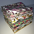 Anna Griffin/Natural Wonder Fat Quarter Bundle - 12 Fabrics, 12 Total Fat Quarters