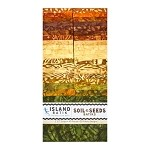 Island Batik - Soil & Seeds - 20 Fabrics, 40 Total Strips