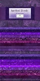 Wilmington Prints - 40 Karat Gems - Amethyst Royale