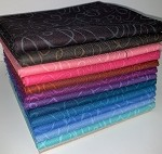 Andover Scribbles Fat Quarter Bundle - 13 Fabrics, 13 Total Fat Quarters