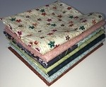 Andover Asami Fat Quarter Bundle - 7 Fabrics, 7 Total Fat Quarters