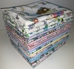 Epic Prints Best Friends Fat Quarter Bundle - 20 Total Fat Quarters