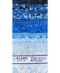 Island Batik - Blueberry Patch - 20 Fabrics, 40 Total Strips