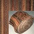 "Chocolate/Toffee Shades - Color Harmony 2.5"" Roll - 20 Fabrics, 20 Total Strips"