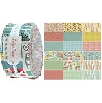 Coffee Break by Penny Rose Designs for Riley Blake - 40 Strip Rolie Polie