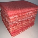 Coral Half-yard Bundle - 10 Fabrics,5 Total Yards