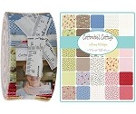 Moda Cottontail Cottage by Bunny Hill Designs Jelly Roll - 40 2.5