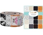 Dot Dot Boo Jelly Roll - by Moda - 40 Strips