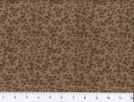 (2 yd) Little Foliage - Taupe