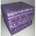 Lavender Half-yard Bundle - 10 Fabrics,5 Total Yards