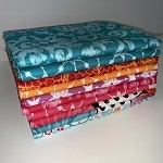 Patrick Lose Flower Power Fat Quarter Bundle - 10 Fabrics, 10 Total Fat Quarters