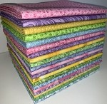 Pastel Brights Fat Quarter Bundle - 20 Fat Quarters