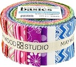 Kimberbell Basic Colors for Maywood Studios - 40 Strips