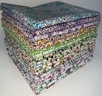 Light Florals Fat Quarter Bundle - 20 Total Fat Quarters