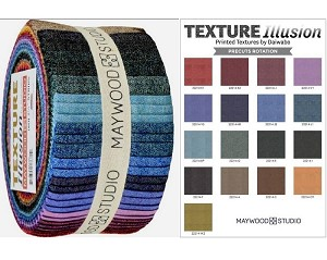 Texture Illusions Roll - Maywood Studios - 40 Strips