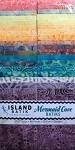 Island Batik - Mermaid Cove - 20 Fabrics, 40 Total Strips