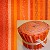 "Orange Shades - Color Harmony 2.5"" Roll - 20 Fabrics, 20 Total Strips"