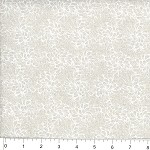 (2 yd) Natural - Tone on Tone Cotton Quilting Fabric - Mums