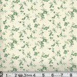 (2 yd) Bouquet Flourish - Green