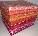 Warm - Summer Breeze Range Half-yard Bundle - 10 Fabrics,5 Total Yards