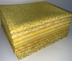 Basic Colors - Sunshine Fat Quarter Bundle - 10 Fabrics, 10 Total Fat Quarters