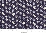 (2 yd) Mary Fons Small Wonders - Nether Windmills Blue
