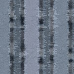 (2 yd) Andover Desert Moons Black Grey Stripe