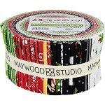 Jingle All The Way Roll - Maywood Studios - 40 Strips
