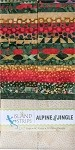 Island Batik - Alpine Jingle Strips - 20 Fabrics, 40 Total Strips