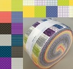 Candyland Roll - Windham Fabrics - 40 Strips