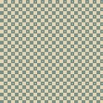 (2 yd) Andover Essex Blue/Tan Check 7431