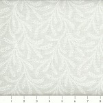 (2 yd) Natural - Tone on Tone Cotton Quilting Fabric - Showy Fern
