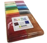 Benartex New Hue Strip-pies - 40 2.5