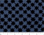 (2 yd) Michael Miller Picot Denim